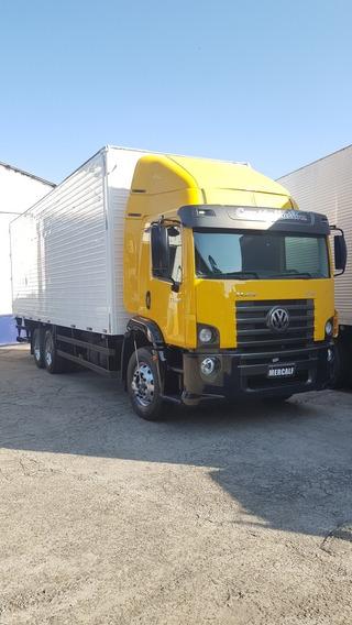 Volkswagen 24250 Constellation Ano 2011 Bau