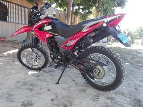 Moto Zongshen Zx200 (un Mes De Uso)