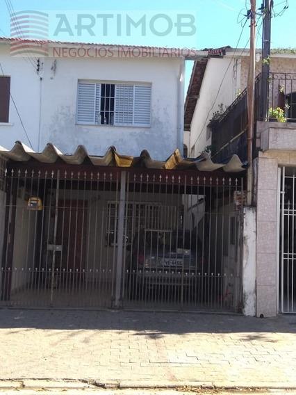 Casa Para Venda, 2 Dormitórios, Jardim Taboão - São Paulo - 2814
