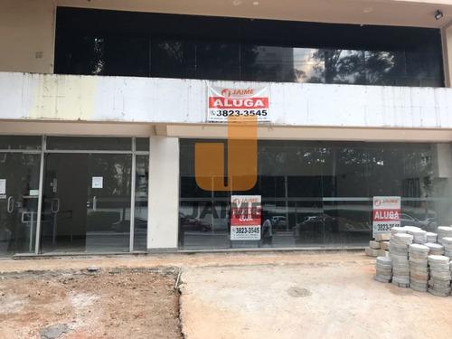 Loja Para Venda / Locação No Bairro Santo Amaro Em São Paulo - Cod: Ja460 - Ja460
