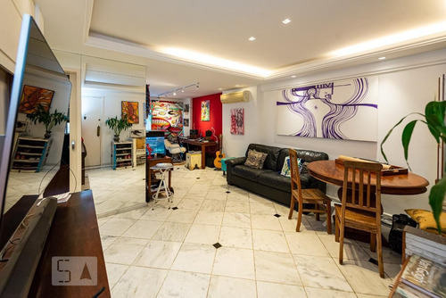 Apartamento Para Aluguel - Leblon, 2 Quartos,  110 - 893329877