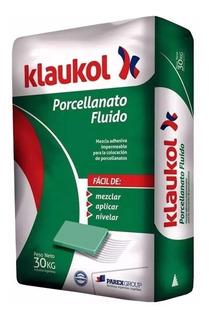 Pegamento Klaukol Porcelanato X 30 K ¡mejoramos Toda Oferta!