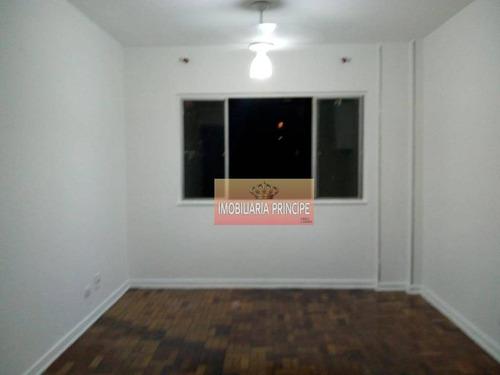 Kitnet Com 1 Dormitório À Venda, 33 M² Por R$ 195.000,00 - Santa Cecília - São Paulo/sp - Kn0144