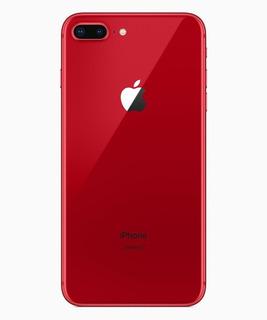 Apple iPhone 8 + Plus Red 64gb Nuevo Red Edition Original