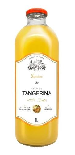 Imagem 1 de 2 de Suco Tangerina 1l - Superbom