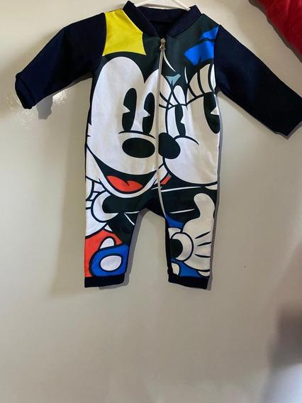 Pijamas Enteritos Bebe Termico Polar