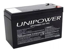 Bateria Unipower 12v 7a Up1270seg