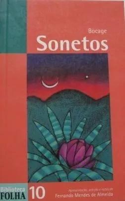 Livros Sonetos - Bocage