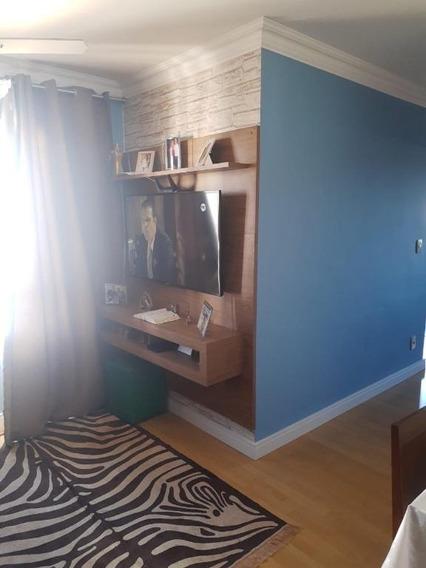 Lindo Apartamento, Para Venda, Em Bonsucesso - Ap8875