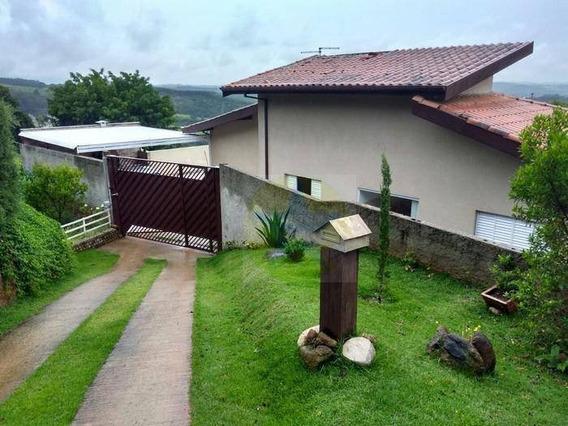 Chácara Com 3 Dormitórios À Venda, 1070 M² Por R$ 300 Mil - Vitória Régia - Atibaia/sp - Ch1088