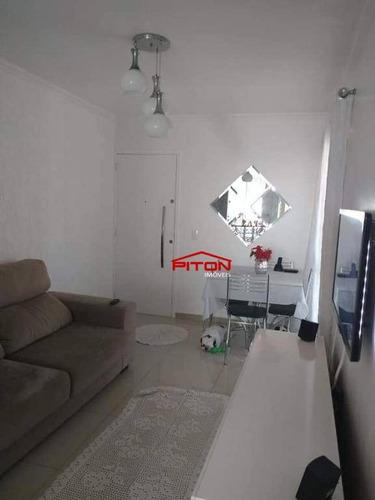 Imagem 1 de 15 de Apartamento Com 2 Dormitórios À Venda, 48 M² Por R$ 235.000,00 - Vila Jacuí - São Paulo/sp - Ap2171