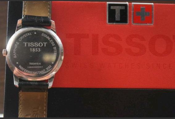 Relógio Suíço De Luxo Tissot Classic Dream