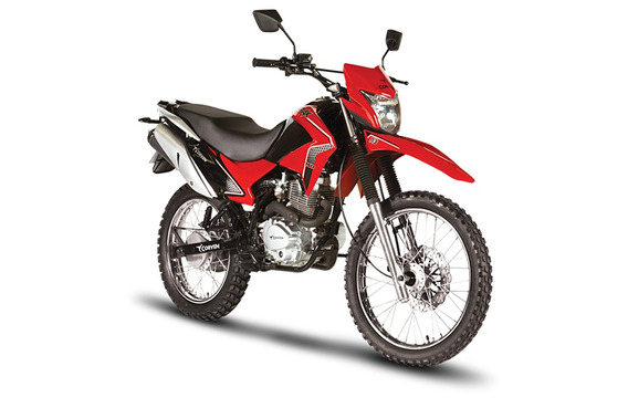 Corven Triax 150 0km Cycles