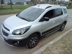 Chevrolet Spin Unico Dueño Impecable 2016 O Permuto X Menos