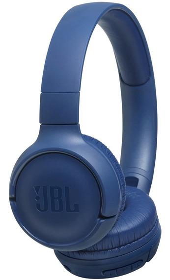 Fone De Ouvido Jbl T500bt Tune Sem Fio Bluetooth Rev Oficial