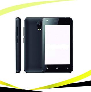Teléfono Inteligente Win N4 1+8gb 3g H+, Con Forrro Tienda.