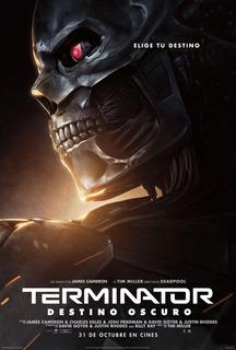 Posters Afiches Terminator Impresión En Banner O Vinil