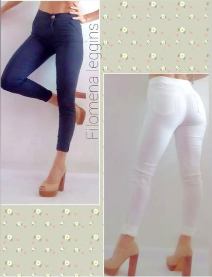 Pantalon Mujer Chupín/super Promo-liquidación. T: S Al 4xl