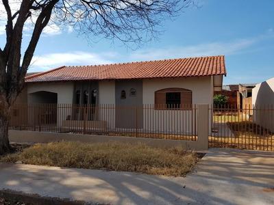 Casa Térrea Em Parque Daniele - Umuarama - 6012415665766400
