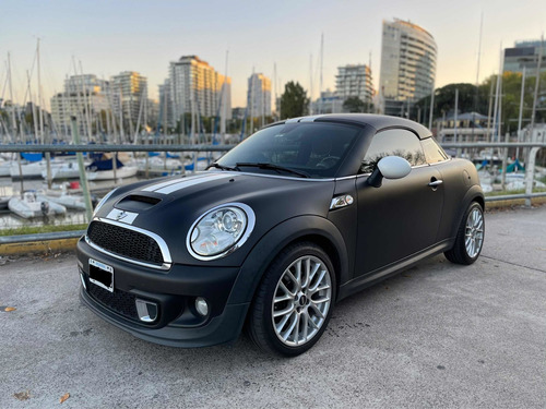 Mini Cooper S 1.6 Coupe 184cv Chili