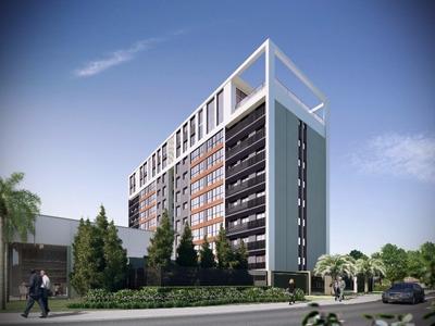 Apartamento Em Cristal Com 2 Dormitórios - Lu267700