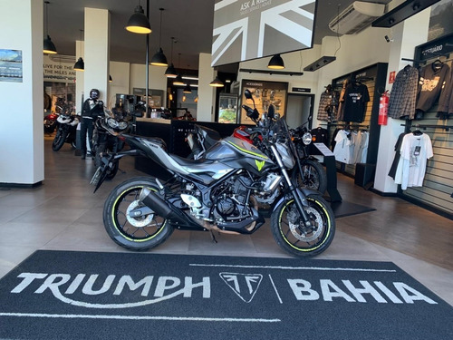 Yamaha Mt 03 321. 2017/2018