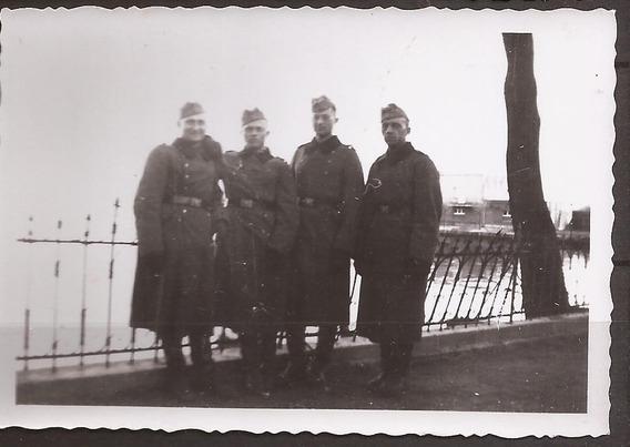2º Guerra Alemania Foto De Soldados Alemanes - 520
