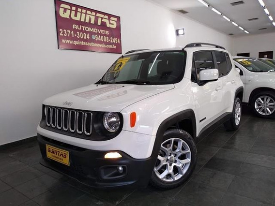 Jeep 1.8 Renegade Longitude Autom - 2017