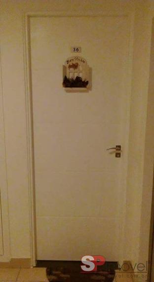 Apartamento Para Venda Por R$260.000,00 - Vila Homero Thon, Santo André / Sp - Bdi17018