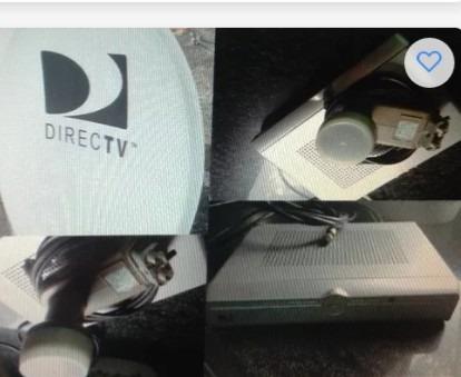 Antena Directv Completa+decodificador Sin Linea