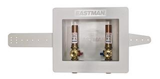 Eastman 60253 Sudor Lavadora Caja De Tomacorriente Con Marti