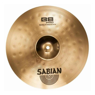 Platillo 14 Medium Hats B8 Pro Brillante Sabian 31402b