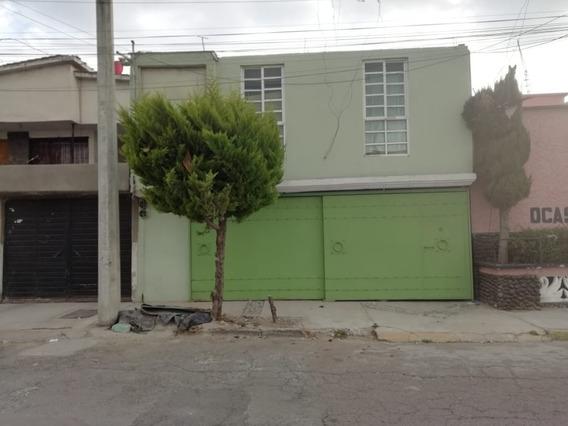 Casa En Venta En Estrella De Oriente, Ecatepec C.p. 55237
