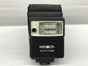 Flash Minolta Auto 118x.