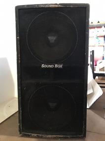 Caixa Acústica Amplificadora Soudbox Dj Festa Show