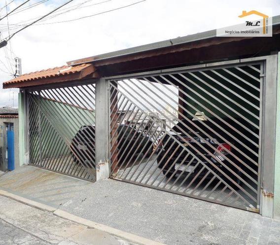 Sobrado À Venda, 3 Dormitórios, No Parque São Lucas, - So0620