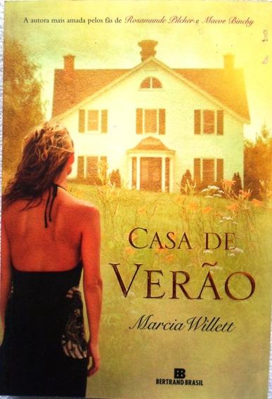 Livro Casa De Verão Marcia Willett Romance Barato