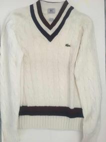 Sueter Sweater Lacoste Nuevo,original Oferta Papa,envío Grts