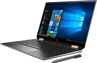 Laptop Hp Spectre X360 13.3 I7 16gb 1 Tb + 32gb 4k Oled Hd