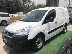 Peugeot Partner 5 Puertas Hdi Maxi 2019 Nueva Exdemo