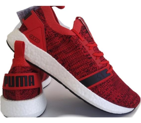 Tenis Puma Nrgy Engineer Knit Puma Nuevo Gym Correr