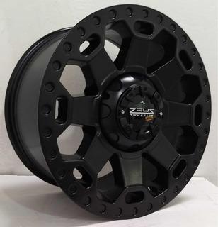 Rodas Offroad / Dodge Ram / Aro 17 X9 / Novas / 8x165mm