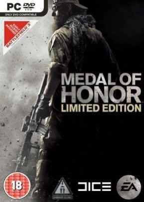 Medal Of Honor Limited Edition + Crack + Serial Lacrado