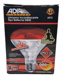 Foco Infrarrojo Terapeutico Calor 250w Adir
