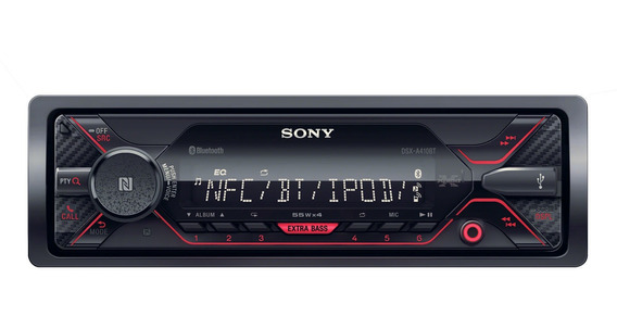 Autoradio Sony Xplod Con Usb Bluetooth Dsx-a410bt