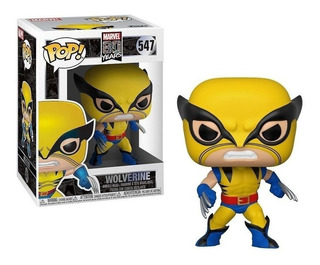 Funko Pop! - Marvel 80 Years - Wolverine - #547