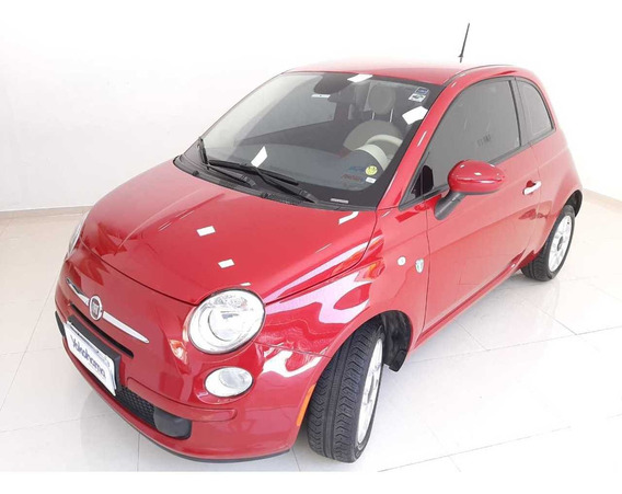 Fiat 500 1.4 Cult 2015 18mkm Únido Dono