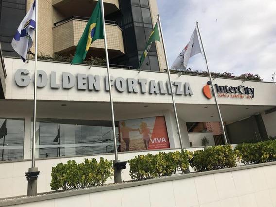 Flat Em Meireles, Fortaleza/ce De 43m² 1 Quartos À Venda Por R$ 335.000,00 - Fl544167