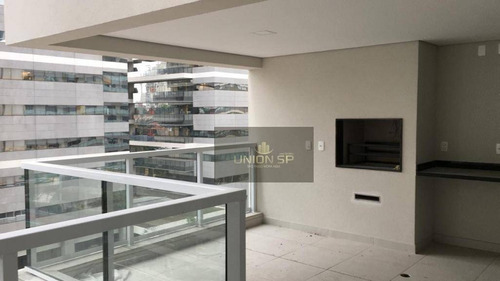 Apartamento Com 4 Dormitórios À Venda, 189 M² Por R$ 2.456.999,00 - Chácara Santo Antônio - São Paulo/sp - Ap37413
