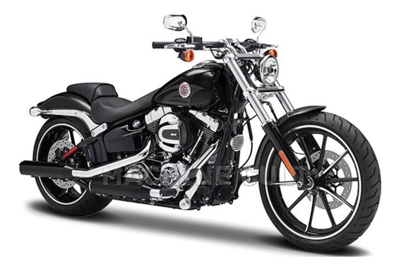 Harley Davidson Breakout 2016 - 6.800 Km (novíssima)